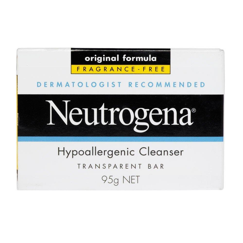 Neutrogena dry skin facial bar