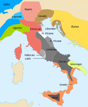 Who were the latins