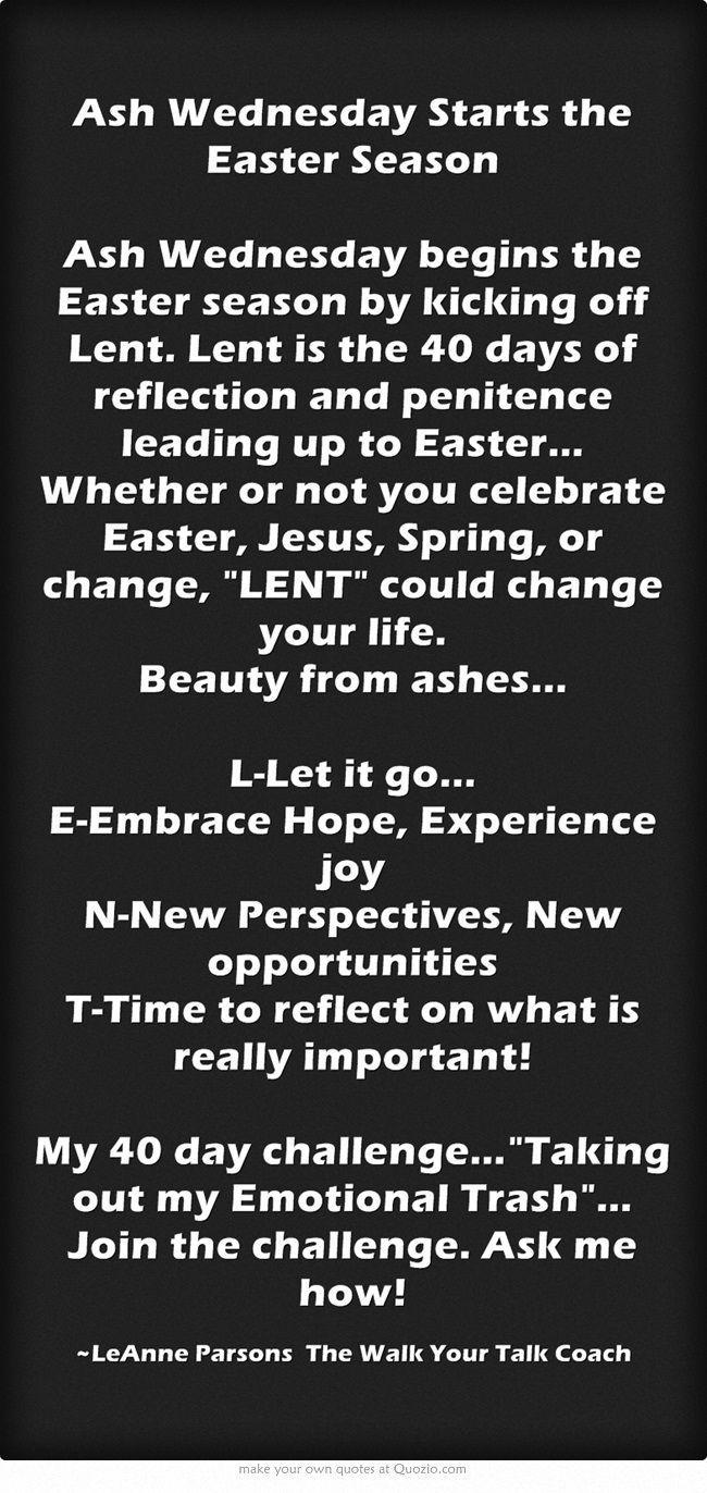 Lent give up jerk off