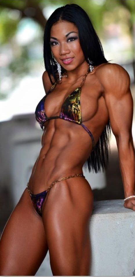 Women bodybuilders having sex are not