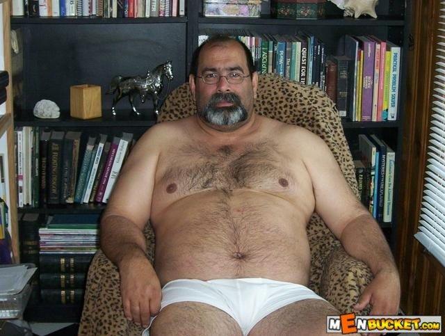 Old Gay Bear Porn