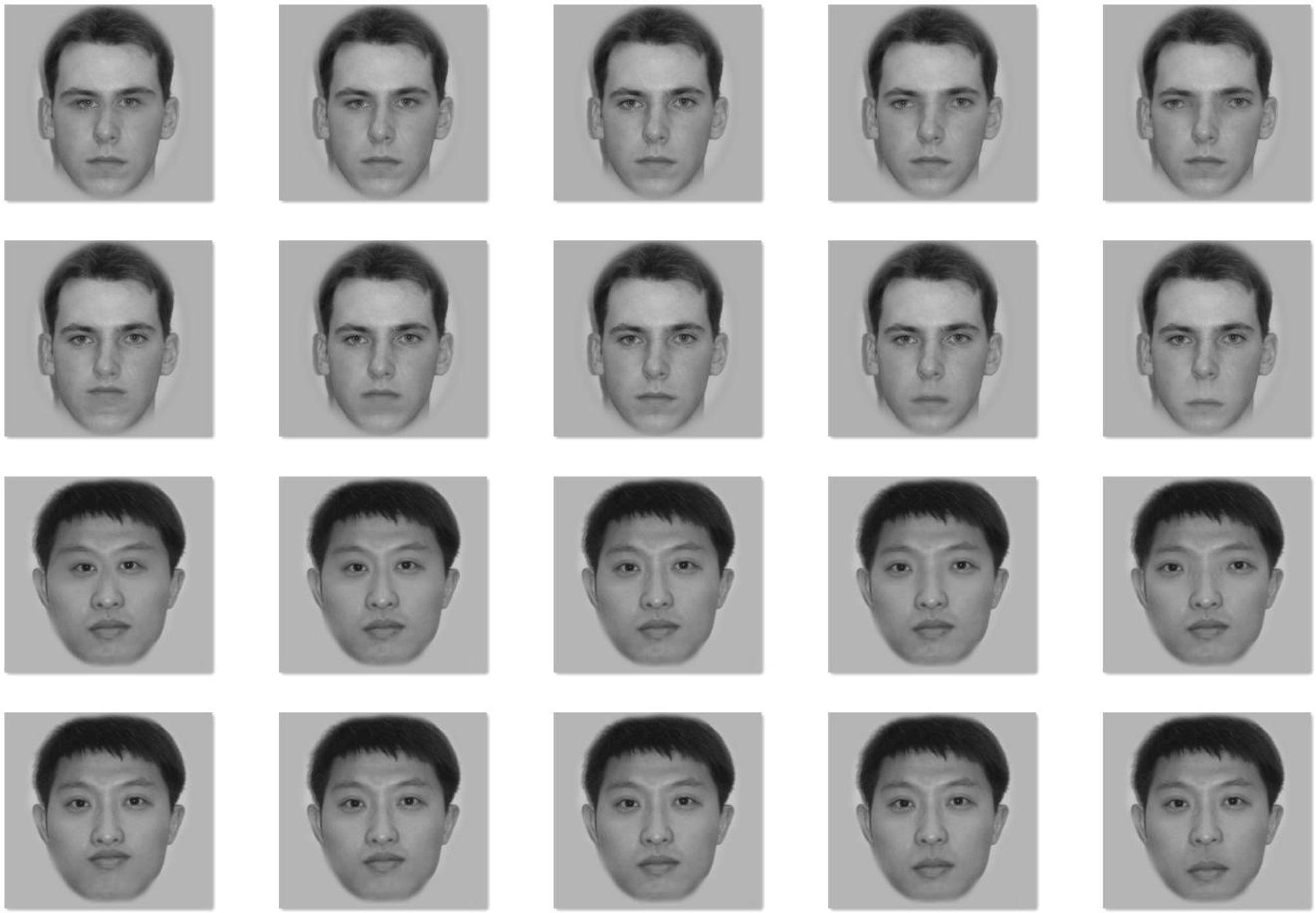 best of Face types Asian