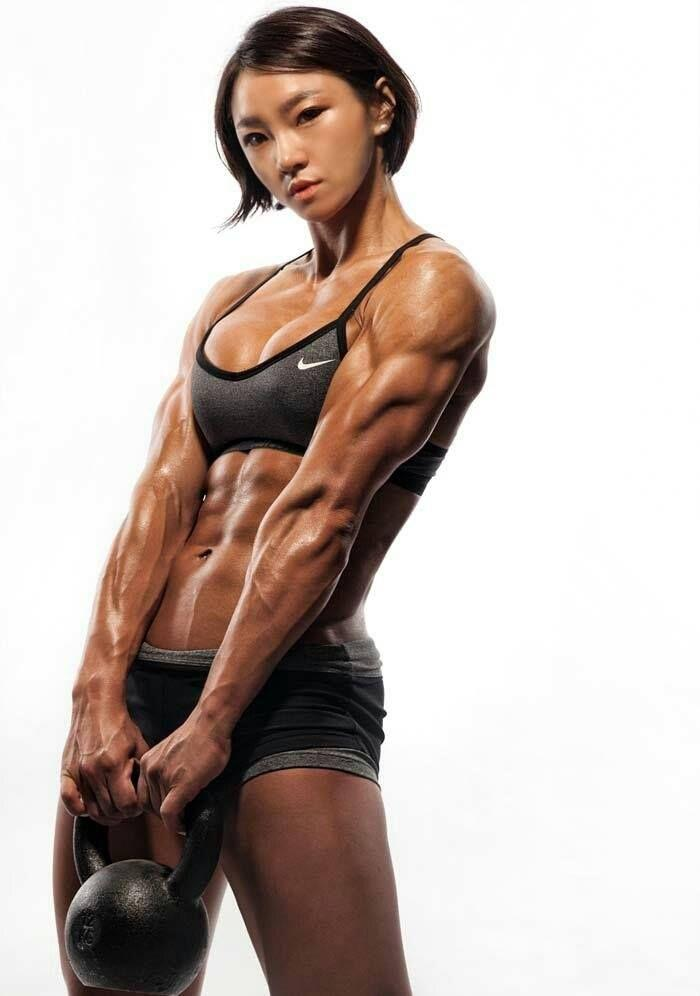 Asian bodybuilder girl porn regret, that