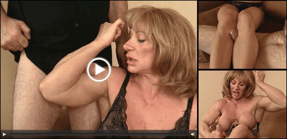 Brambleberry reccomend Muscle blowjob handjob ii