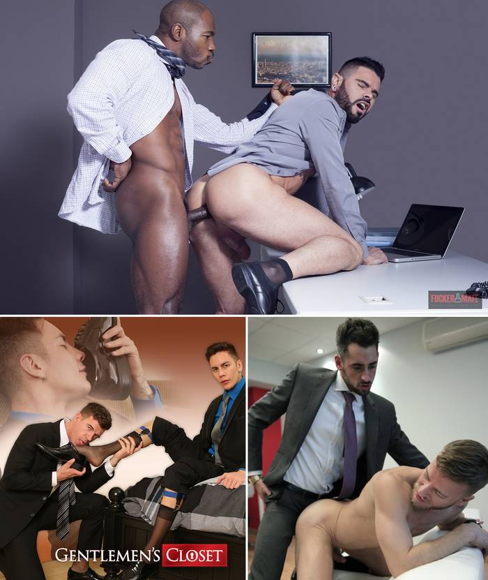 Wildcat reccomend Gay buisness men porn thumbnails