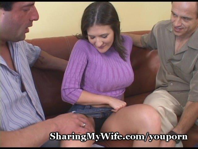 Wife caught cheating sex tapes