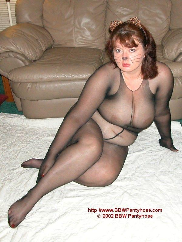 girls pantyhose Bbw sexy