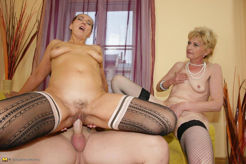 Sexy black grannys