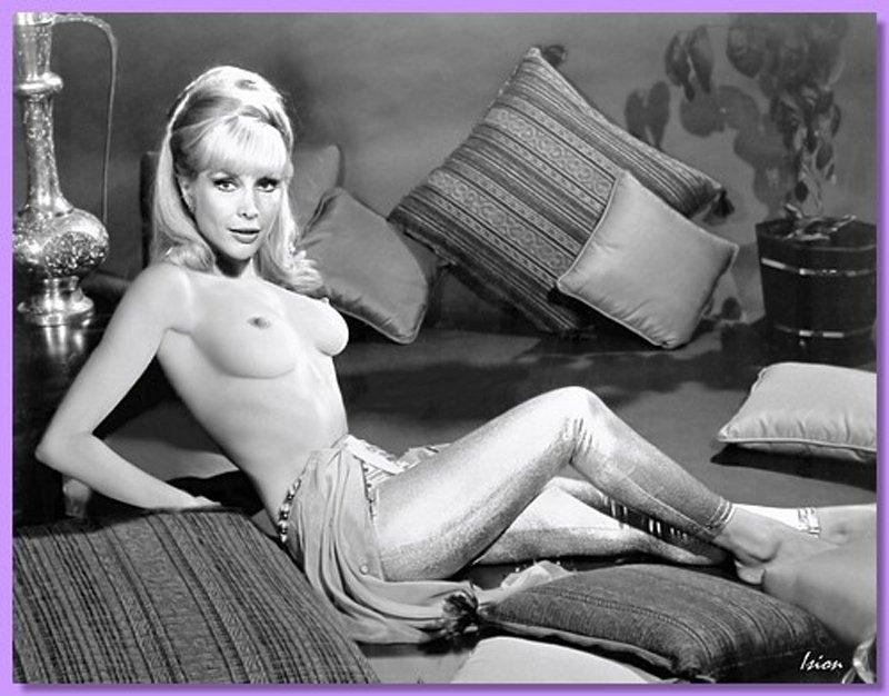 Barbara eden i dream of jeannie porn