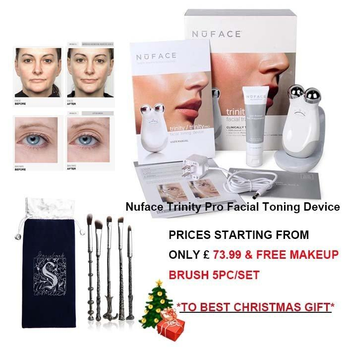 Lights O. reccomend Nuface at home facial spa
