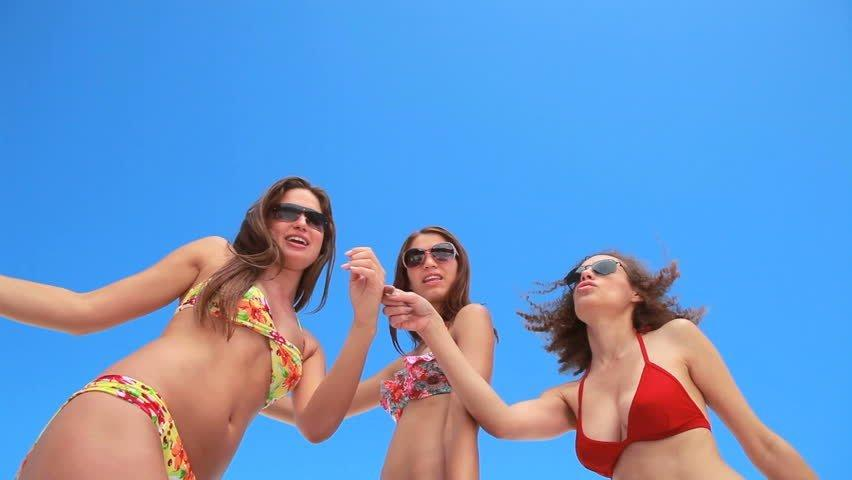 Barbera reccomend Bikini dancing girls