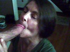 Granny spunk swllowing naked photo