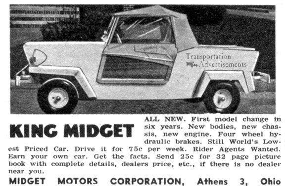 Tornado reccomend King midget car club