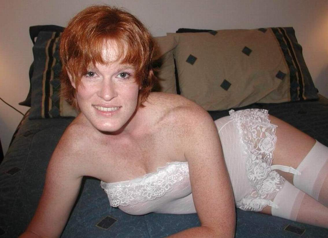 Redhead free amature video fuck
