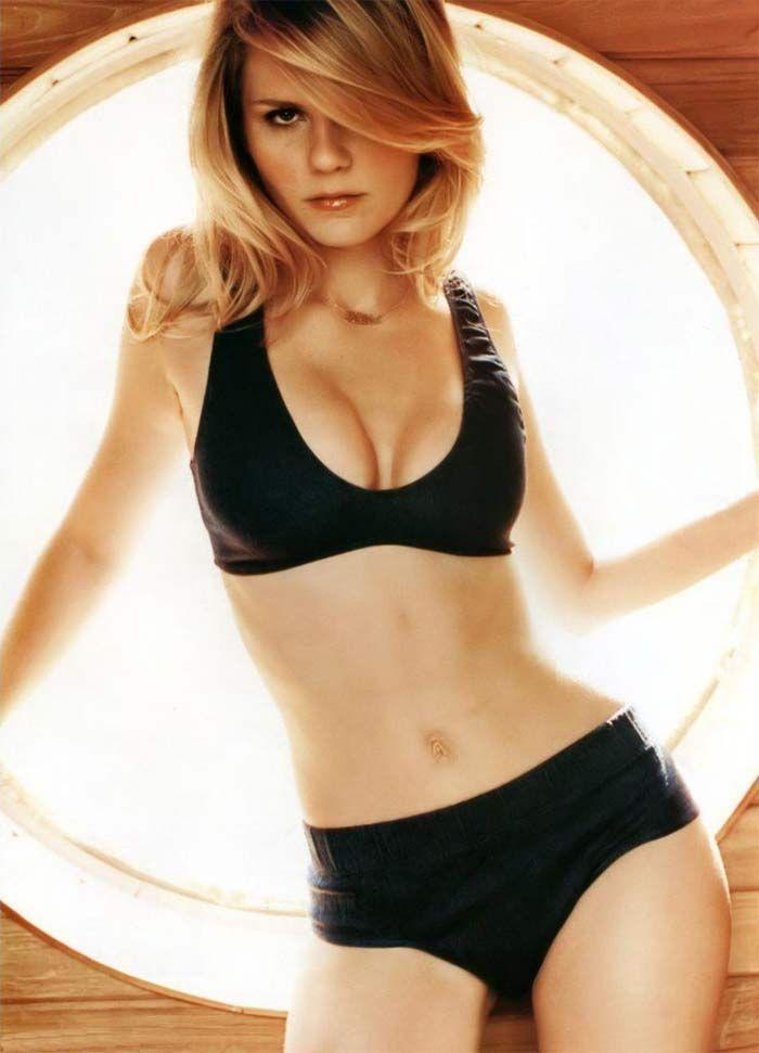 Kirsten dunst bikini falling off