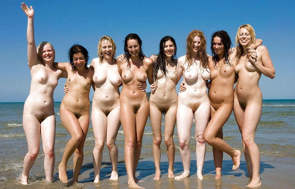 Groups of naked women abby winters