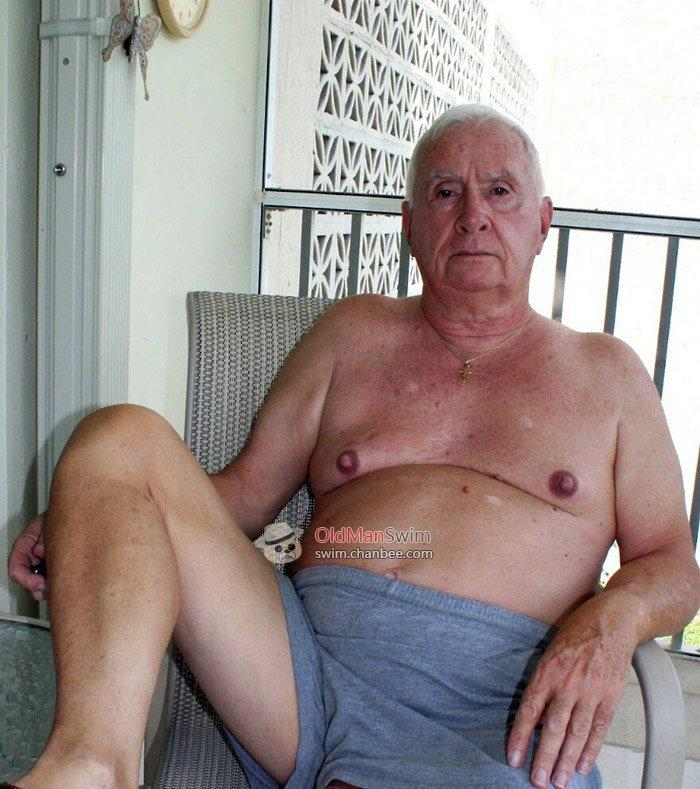 Naked Older Male