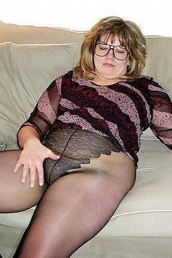 Teen curvy pantyhose