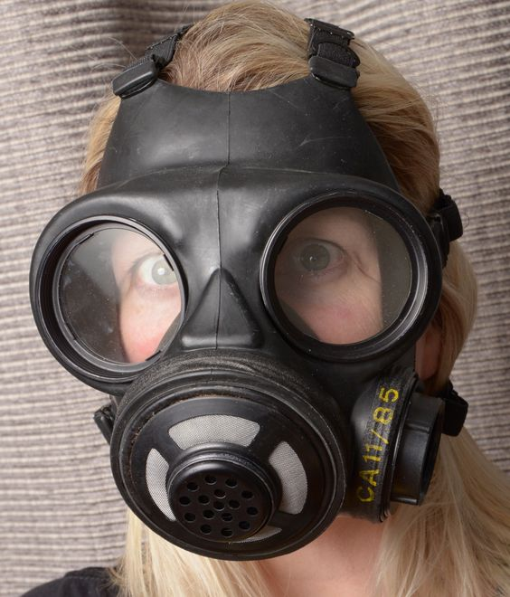 Half-Pipe reccomend Fart fetish gas mask