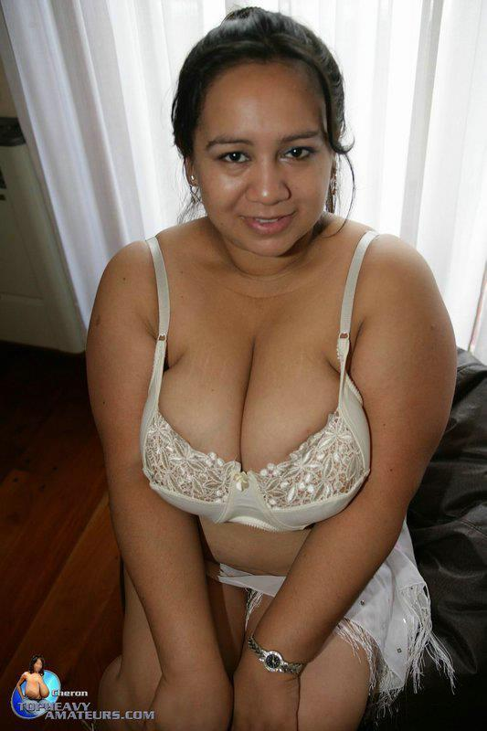 Nude old latina