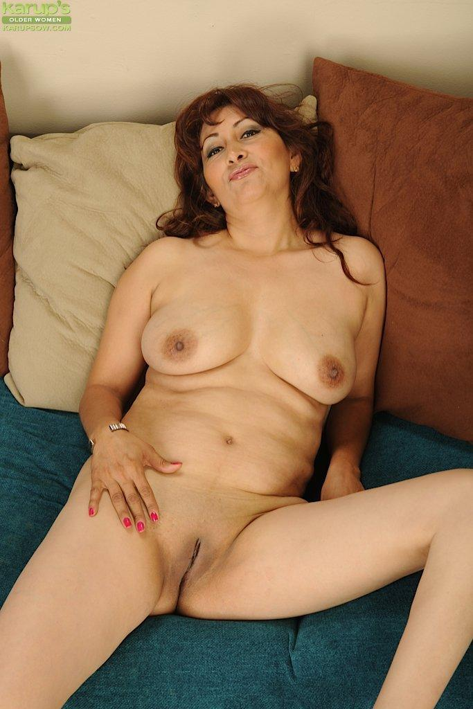 Photo of mature women shaved
