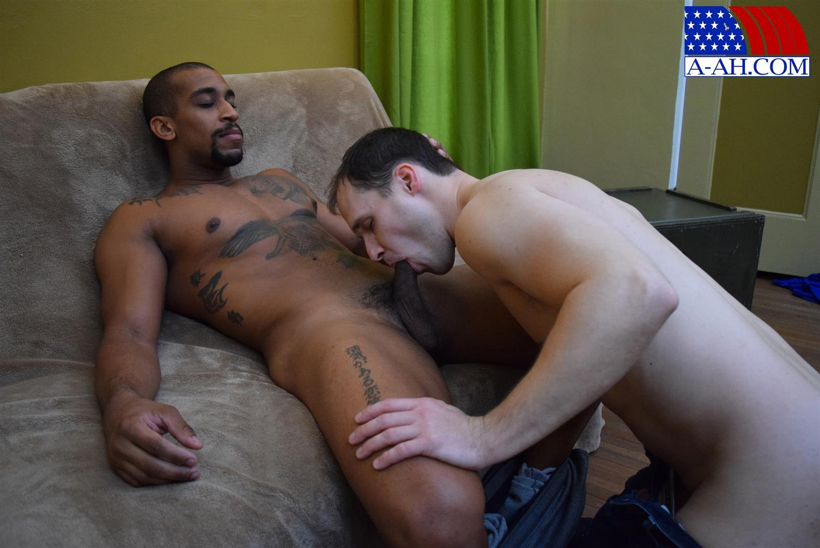 Interracial gay cocks posing tgp