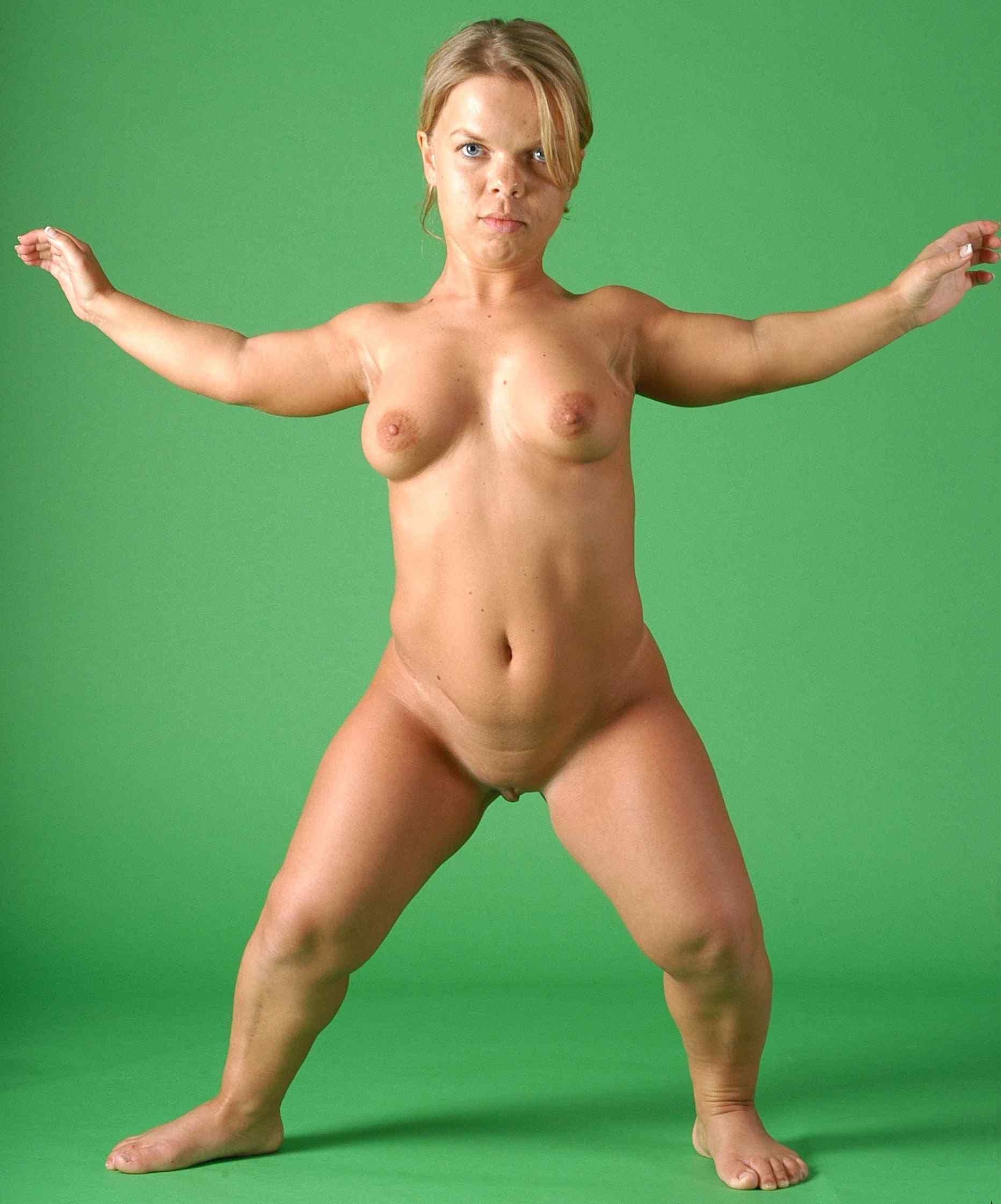 Black midget naked