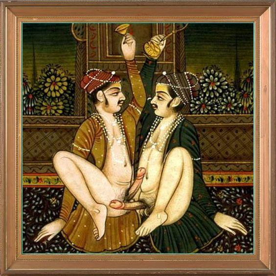 best of Gay 17th erotic art century