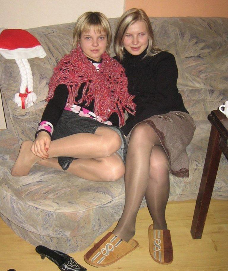 amateur pantyhose photos Candid