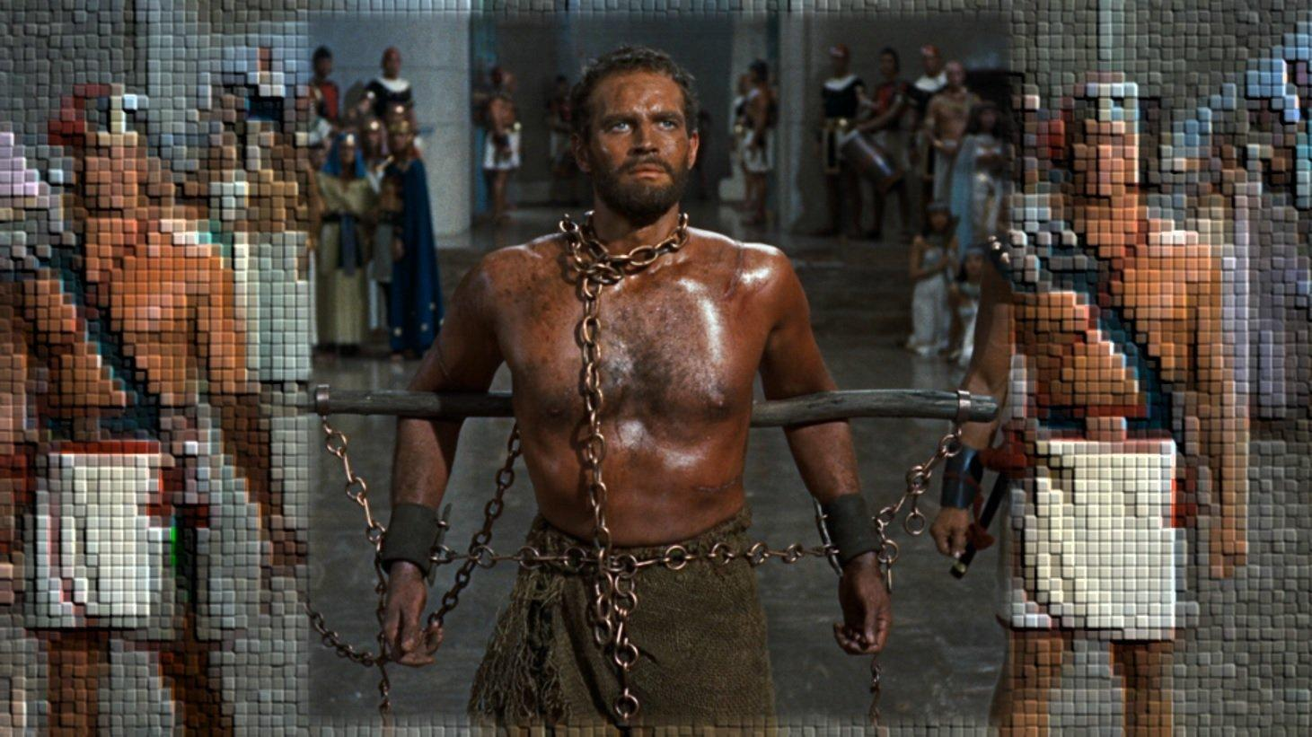 best of Bondage tribe Male