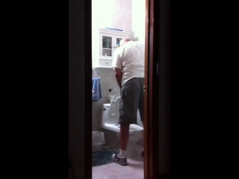 Bumble B. reccomend Grandma caught peeing