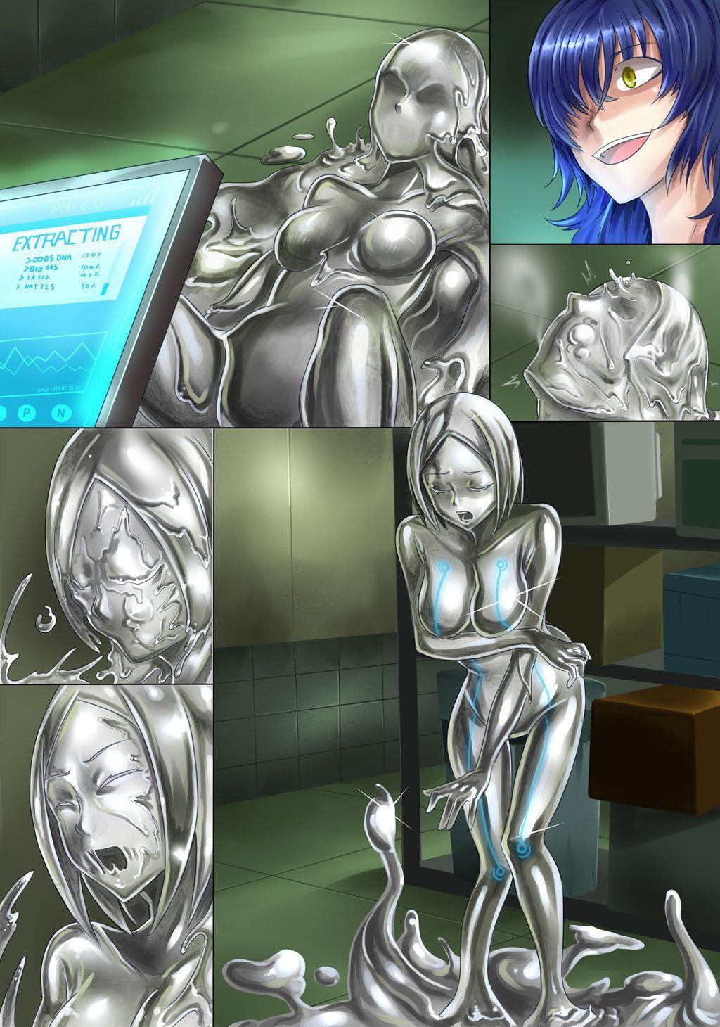 Anime tg transform femdom