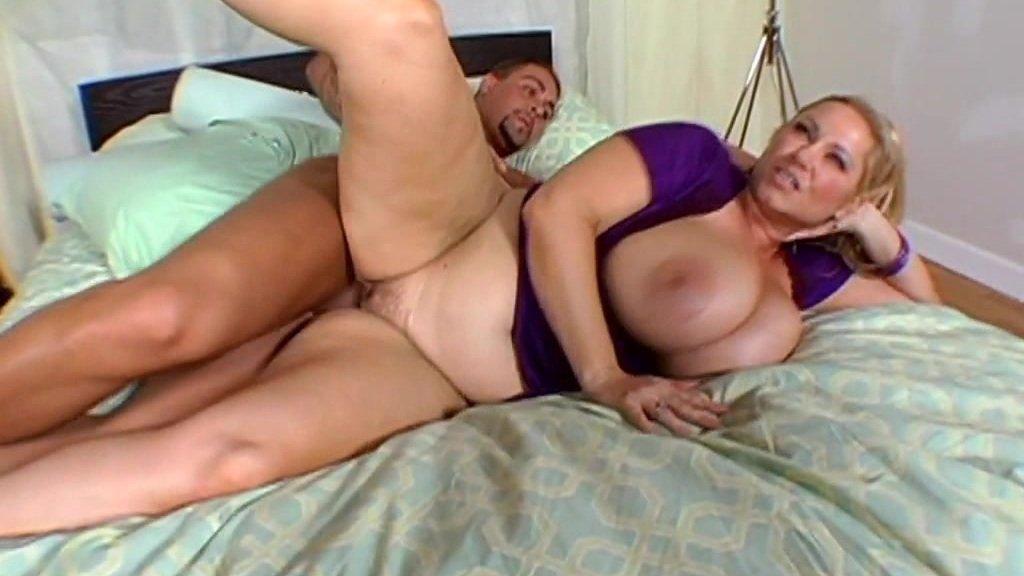 Red Sucks, Fucks, and rides big cock!. Big Tits hot porn