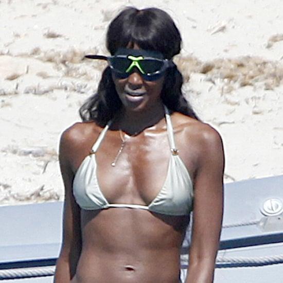 Cherry reccomend Naomi campbell bikini