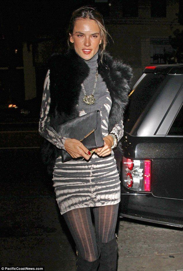 best of Pantyhose Alessandra ambrosio