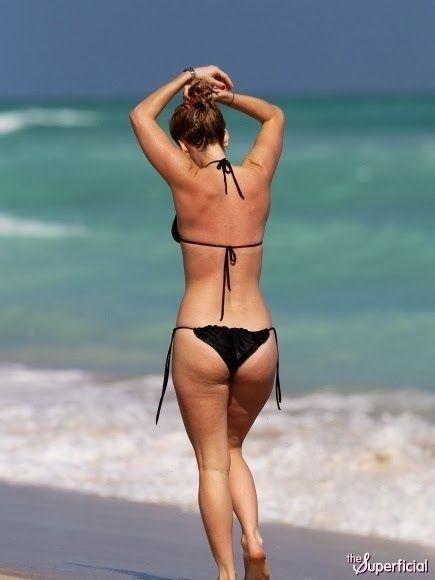 similar men wear bikini top pity, that now