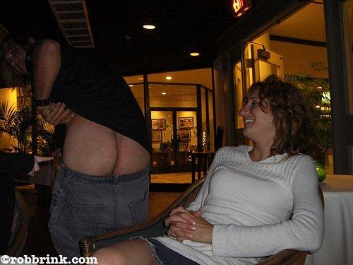 Amateur ass lick