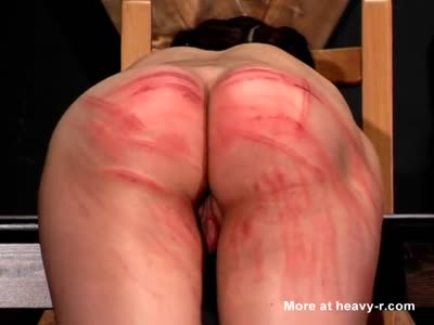 Amateur asshole whipping video
