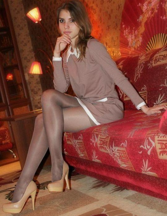 Amateur pictures stockings nylons
