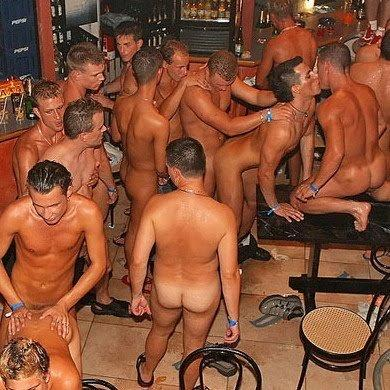 orgy london Gay party
