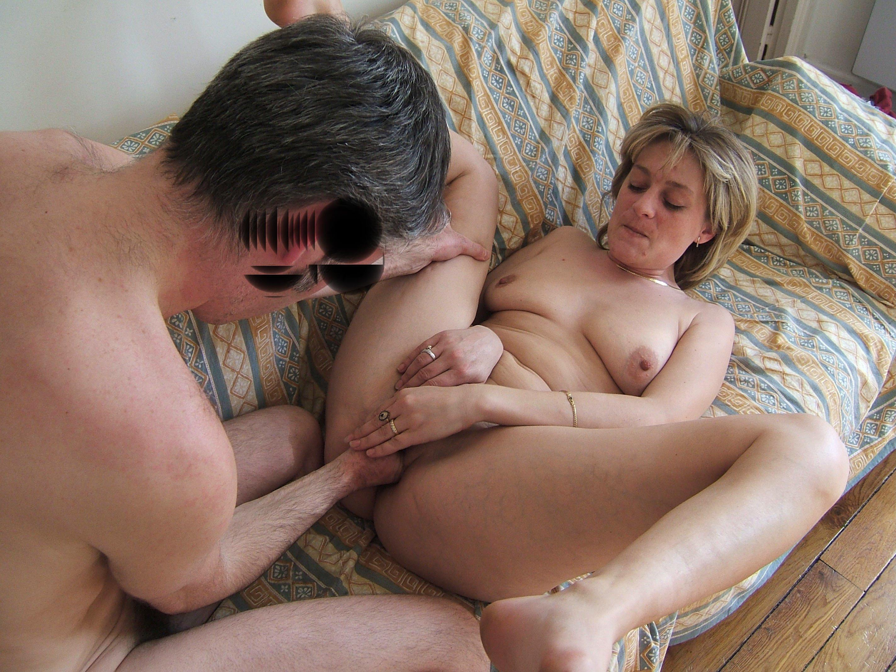 Big tits mature with long finger nails stepson