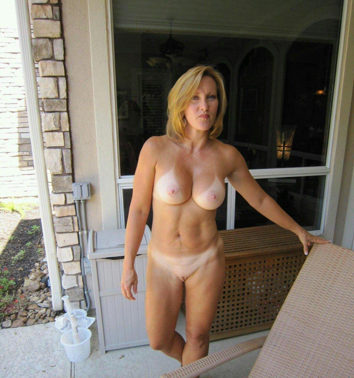 Can amatuer naked mature woman sorry