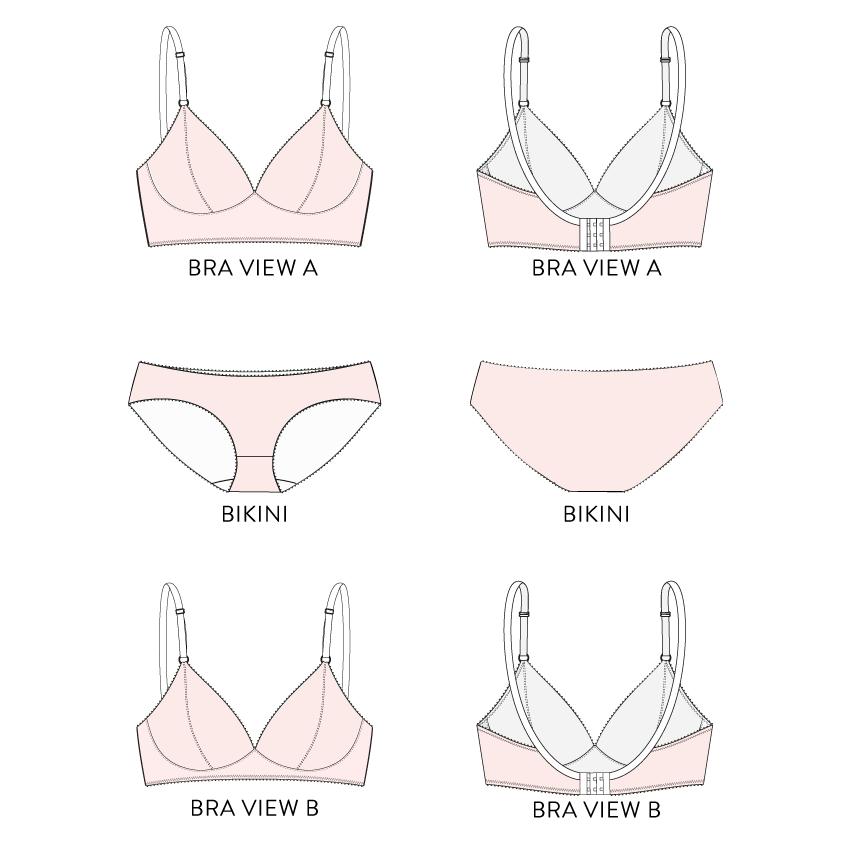 A bikini yourself pattern sew