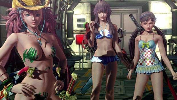Bikini zombie slayers hentai