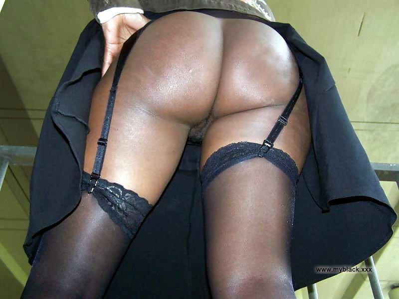 Black girl voyeur porn