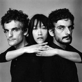 Blonde redhead secret society butterflies