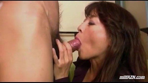 naked young woman blowjob