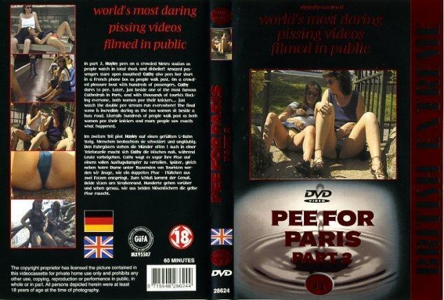 British pissing porn dvds