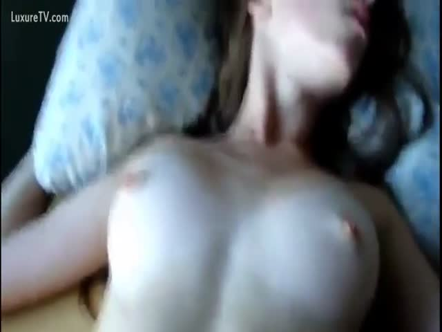 Small cock stretched pussy