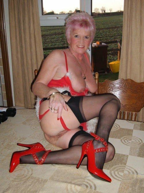 Free granny mature movie
